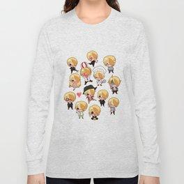 Sanji-kun Long Sleeve T-shirt