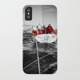 Lifesavers Near the Ocean iPhone Case