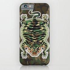 TIBETAN TIGER CAMOUFLAGE iPhone 6s Slim Case