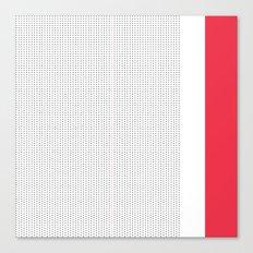 Dotted 185U Canvas Print