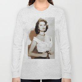 Sophia Loren, Actress Long Sleeve T-shirt