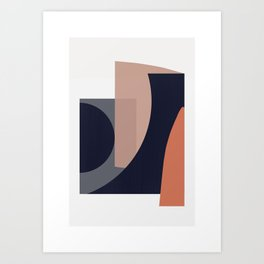 Abstract II Art Print