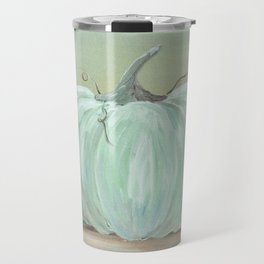 Ready for Fall Cinderella pumpkin Travel Mug