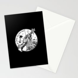 Wish you were Beer Stationery Cards