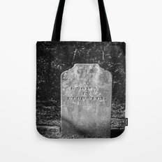 Known in eternity  Tote Bag