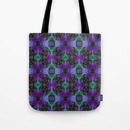 Tryptile 27b (Repeating 1) Tote Bag