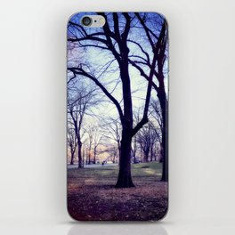 Wake Up In Your Dream World iPhone Skin