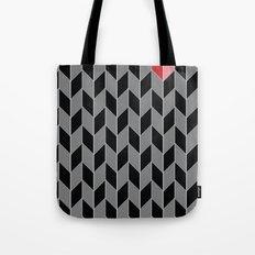 Heart Pattern Tote Bag