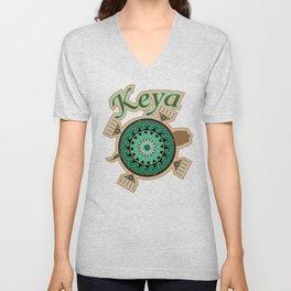 Turtle (Keya) Unisex V-Neck
