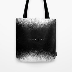 Polar Caps Tote Bag