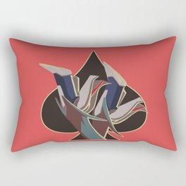 Legs Rectangular Pillow