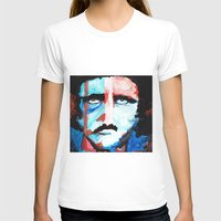 poe T-shirts featuring Poe by J. John Whitmore