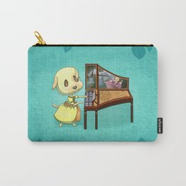 Animal Crossing Pocket Camp - Goldie Carry-All Pouch