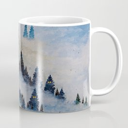Trollen i snotackta skogen Coffee Mug
