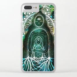 Inner Child Clear iPhone Case