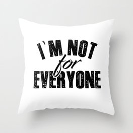 Sarcasm, mom gift, gift for daughter, mothers day gift, mothers day tshirt, mother's day gift Throw Pillow