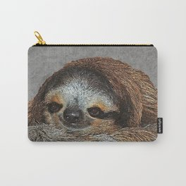 SLOTH LOVE Carry-All Pouch