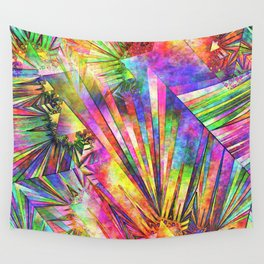 Spectral Edge Wall Tapestry