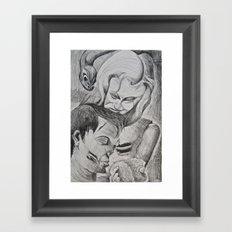 Forbidden Framed Art Print