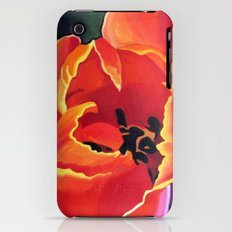 Princess Irene Tulips II iPhone (3g, 3gs) Slim Case