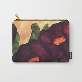 A Purple Profusion Carry-All Pouch