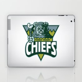 Forest Moon Chiefs Laptop & iPad Skin
