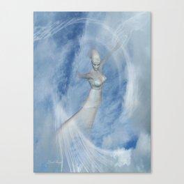 Heaven Bound .. fantasy art Canvas Print