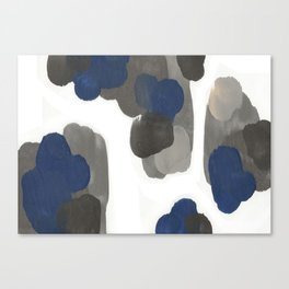 feelin blu Canvas Print