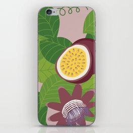 Passion Fruit iPhone Skin