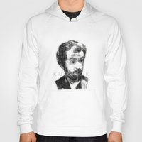 stanley kubrick Hoodies featuring kubrick by Levvvel