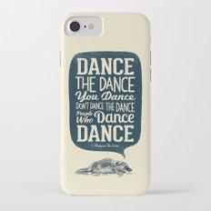 Platypus The Wise iPhone 7 Slim Case