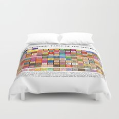 Childrens humor and movies tv duvet covers society6 the periodic table of th urtaz Image collections