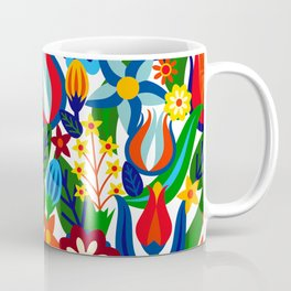 Turkish garden Coffee Mug