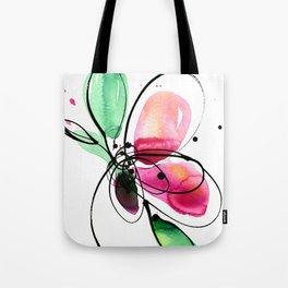 Ecstasy Bloom No. 2 by Kathy Morton Stanion Tote Bag