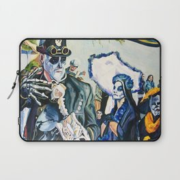 Can't Talk to You Now, I'm in a Parade Laptop Sleeve