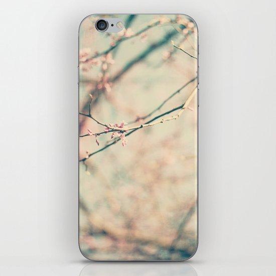spring #1 (pinky) iPhone & iPod Skin