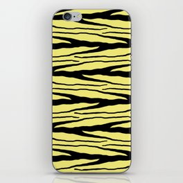 A New Wild - Yellow iPhone Skin