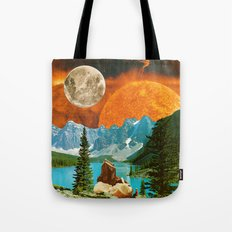 Big mineral Tote Bag