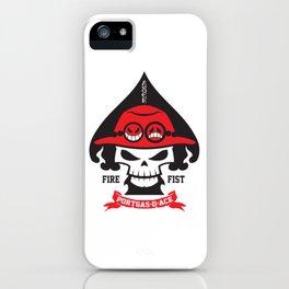 Portgas D. Ace - Fire Fist iPhone Case