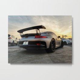 GT3 RS Metal Print