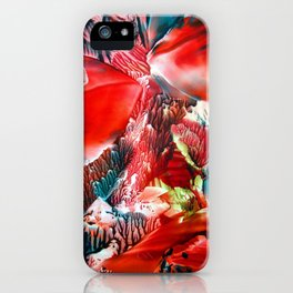PoppyField  iPhone Case