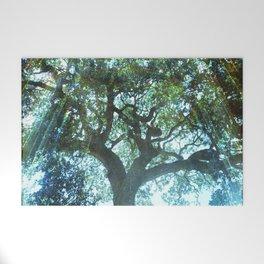 Ramona Oak Tree Welcome Mat