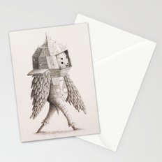 Hut Helmet Stationery Cards