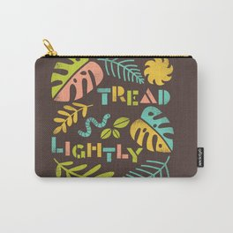 Tread Lightly Carry-All Pouch