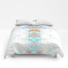Chroma Dance Comforters