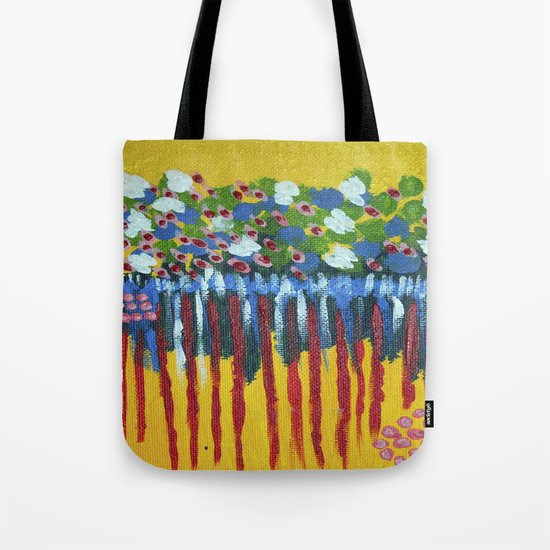 :: Reflection :: Tote Bag