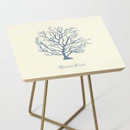 AFE Branch Coral, Ash Side Table