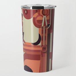SKINWALKER Art 2 Travel Mug