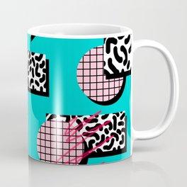 Gridline Coffee Mug
