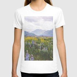 Waterton Wildflowers T-shirt